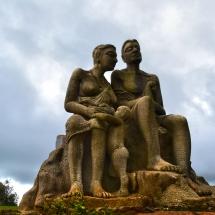 kuravan-kurathy-statue-at-ramakkalmedu