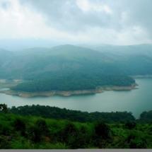 CALVERY MOUNT VIEW OF IDUKKI RESERVOIR