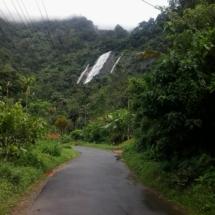 Mankulam water fall