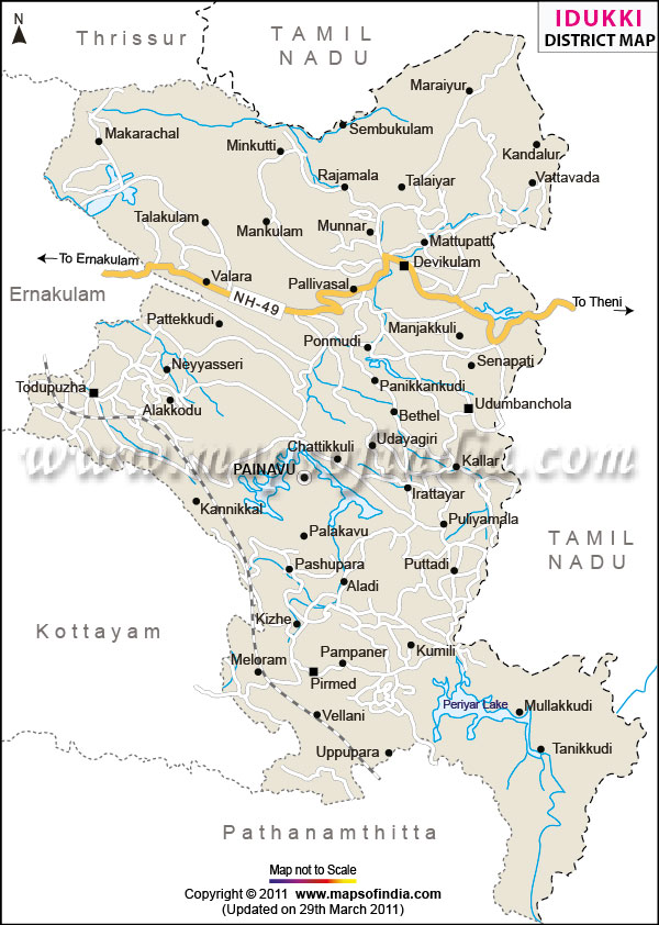 idukki-district-map