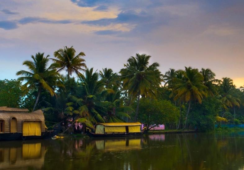 Kumarakom-Kottayam