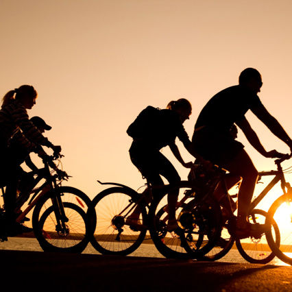 cycling_into_