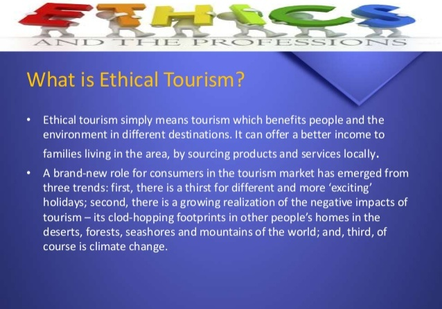 ethical tourism in the postcolonial era essay Archy, postcolonial state, tourism moral and ethical crisis' differently in the postcolonial era.