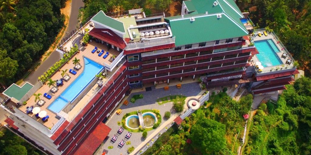 hotel the-panoramic-getaway